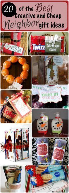 six sisters neighbor gifts 20 of the best creative and cheap gifts for gifts budget and creative