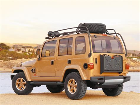jeep dakar 1997 jeep dakar concept suv wallpaper 2048x1536 164742