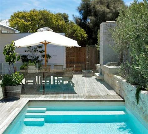 outdoor küche designs mit pool 50 best water features images on backyard