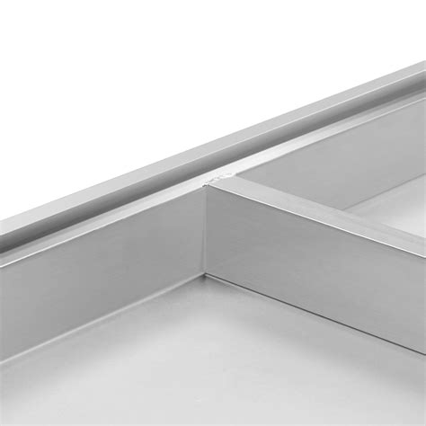Kitchen Work Table Stainless 1500x750 Mm Ss 201 201 commercial stainless steel kitchen work bench top food grade prep table ebay