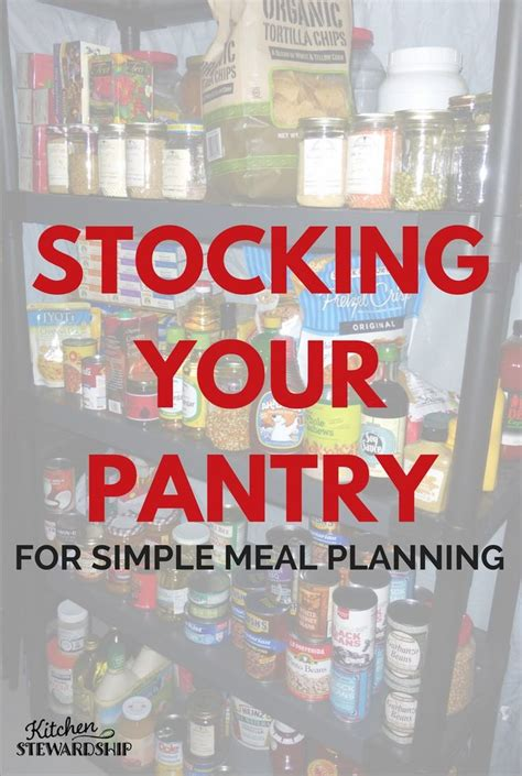 How To Run A Food Pantry by 30 Best Images About Menu Planning On Simple Meals Fast Meals And Frugal Tips