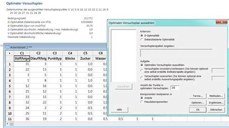 design experiment minitab minitab design of experiments