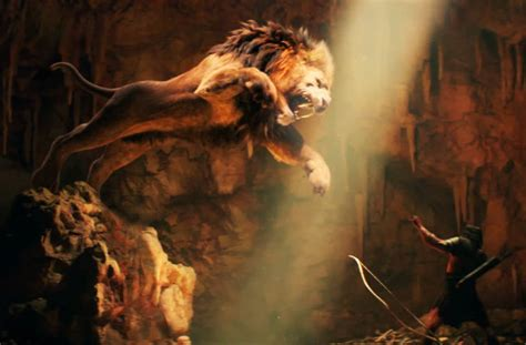 hercules film lion movie review hercules clubhouse news