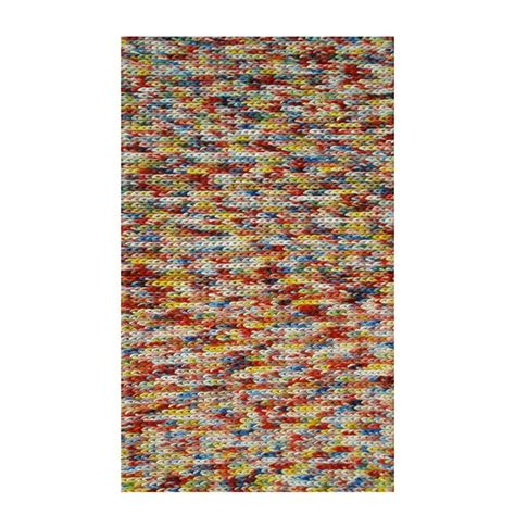 area rug 4 x 8 filament design braided bunch multi 2 ft 8 in x 4 ft 8 in indoor area rug 41023b the home
