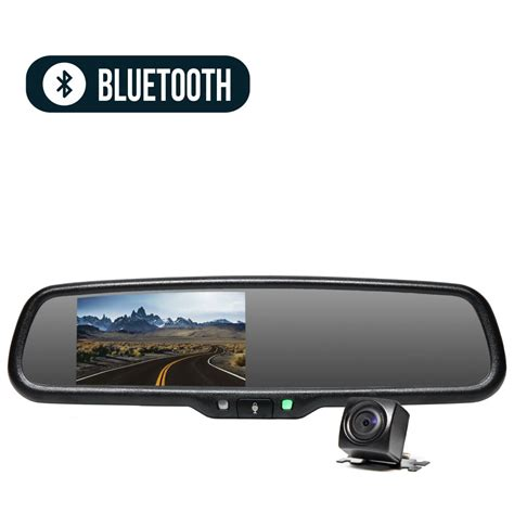 camara bluetooth rear view safety g series backup system bluetooth