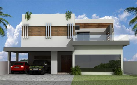 home design modern front elevation home design