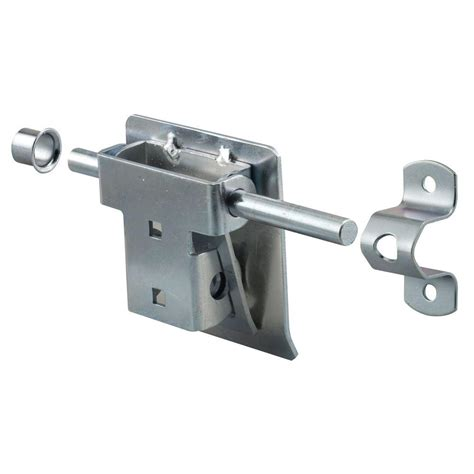 Garage Door Locking Mechanism Prime Line Heavy Duty Steel Ter Proof Garage And Shed Latch With Fasteners Gd 52241 The
