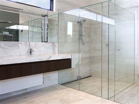 Subway Tile Bathroom Floor Ideas frameless showerscreens shower screens stegbar