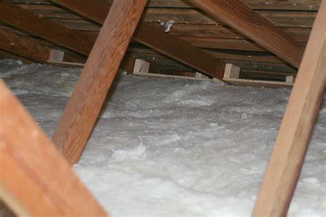 R 38 Ceiling Insulation by R38 Batt Insulation In A Truss Attic Phillip Norman