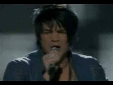 Michael Jackson May Appear On American Idol by American Idol Adam Lambert Black And White Michael