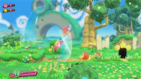 Switch Kirby Allies Us Kirby Allies Nintendo Switch News Reviews Trailer
