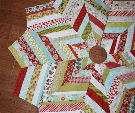 Tree Skirts Quilted by Quilted Large Tree Skirt Aspen String