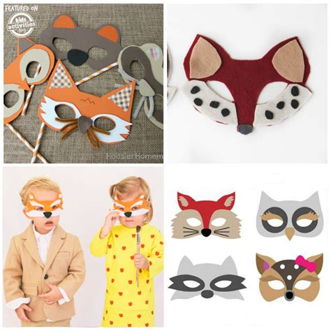 ideas for 30 diy mask ideas for