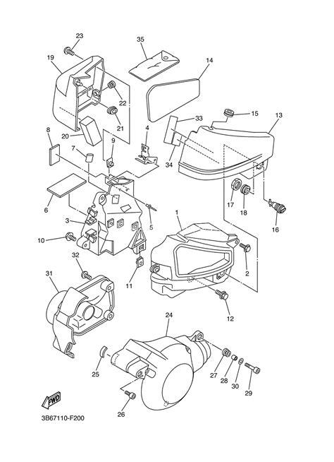 yamaha v 650 carburetor diagram wiring diagram schemes