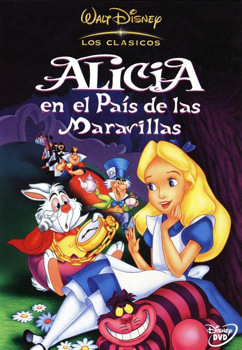 Disney Espaa Alicia En El Pas De Las Maravillas Bso | alicia en el pa 237 s de las maravillas 1951