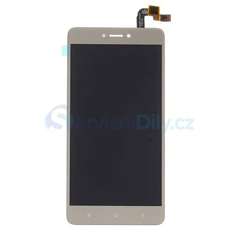 Lcd Redmi Note 4x xiaomi redmi note 4 global note 4x lcd displej dotykov 233