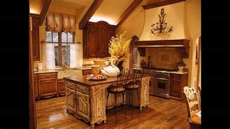 ideas diseno de interiores  decoraciones de cocinas rusticas youtube
