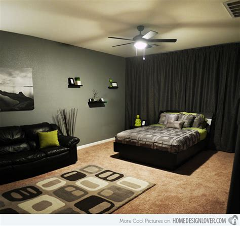 Cool Bedrooms For Guys Pin Design Cool Design For Guys Room Cool Room Ideas For