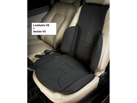 coussin pour voiture siege ad just coussin lombaire voiture