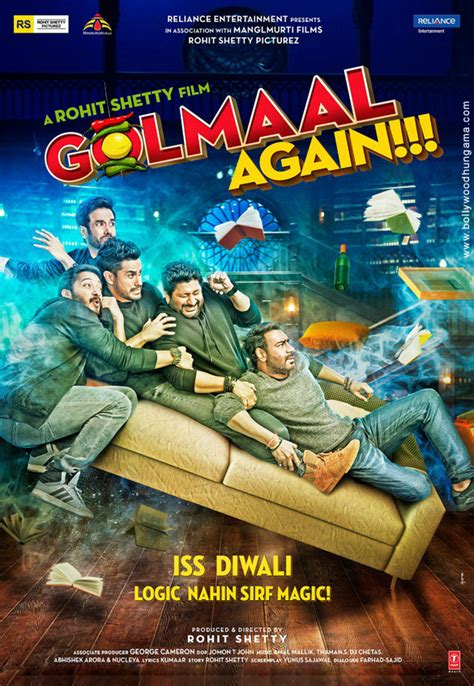film 2017 golmaal again golmaal again 2017 hindi movie official trailer 720p