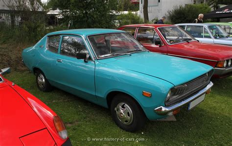 nissan 1973 datsun 120y the history of cars
