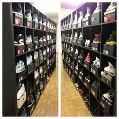 Sneakerhead Closet by Every On Every 2 Story Closet And Air Jordans