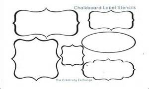 decorative label templates free decorative tag templates pictures to pin on pinsdaddy