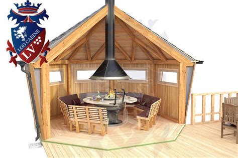 logcabinslv high quality insulated sectional