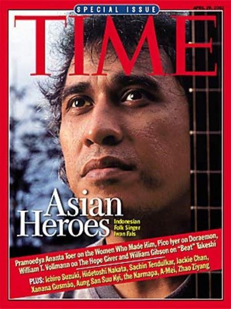 Cd Original Iwan Fals In figur indonesia yang pernah menjadi cover majalah bergengsi time viral bintang