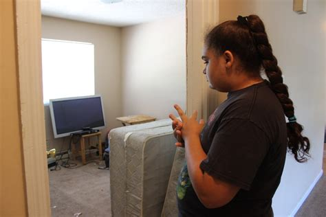bedroom tricks for her forced out by redevelopment park villa tenants make their