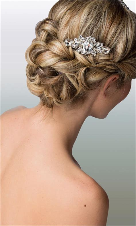 Wedding Hair Updo Vintage by Vintage Wedding Hairstyles With Bangs