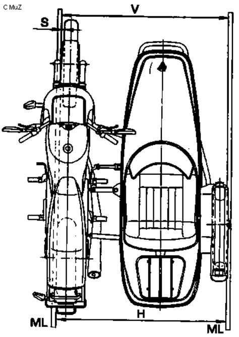 Motorradgespann Geometrie by Das Mz Forum F 252 R Mz Fahrer Thema Anzeigen Hubraum