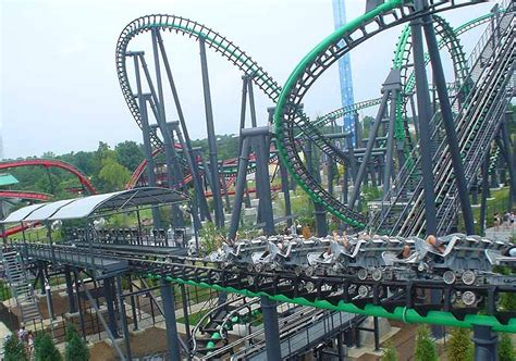 theme line charlotte borg assimilator carowinds in north carolina theme