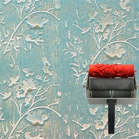 Decorative Paint Rollers by Painting Rubber Roller Liquid Wallpaper For Wall