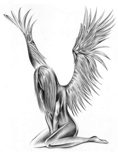 angel tattoo drawings tattoos designs ideas and meaning tattoos for you