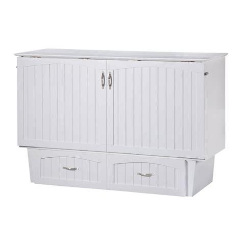 murphy bed chest nantucket queen murphy bed chest 1 drawer dcg stores