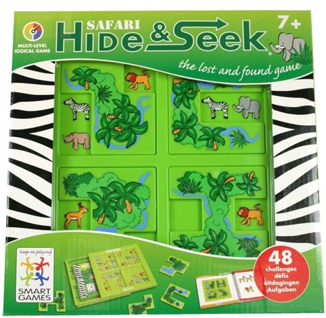 hide and seek safari puzzles the capital