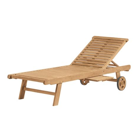 wood chaise premium wood chaise lounge commercial outdoor patio wood
