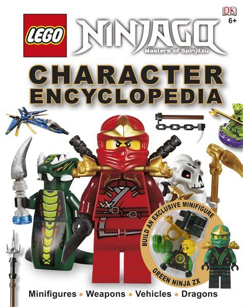 libro the almanac a seasonal lego ninjago character encyclopedia competition parenting without tears