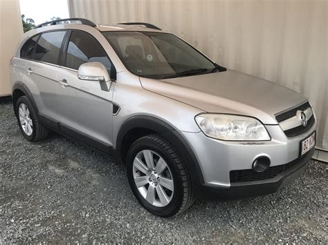 suv wagen sold automatic 7 seater 4x4 suv wagon holden captiva