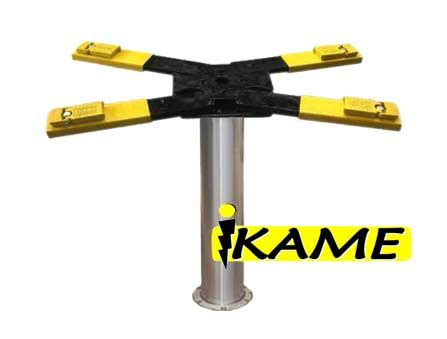 Single Post Car Lift Hidrolik Mobil Ikame single post hidrolik mobil ikame automotive care product