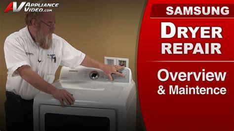 Samsung Dryer Repair Samsung Dv422ewhdwr Dryer Appliance