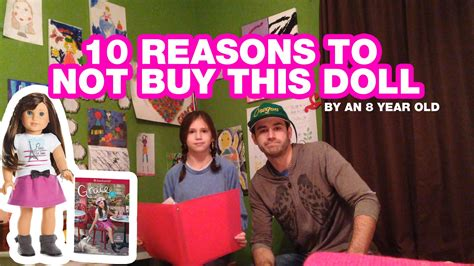 10 Reasons to NOT buy Grace Thomas 2015 American Girl Doll