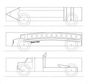 template for pinewood derby car 21 cool pinewood derby templates free sle exle