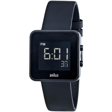 s braun 174 classic digital 609715 watches at