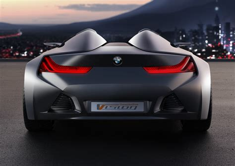 bmw vision connecteddrive the exterior design