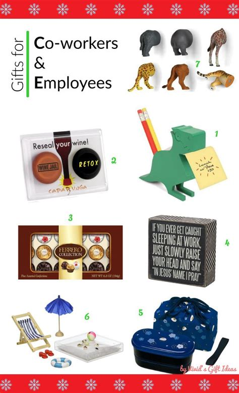 gift guide for coworkers and employees under 15