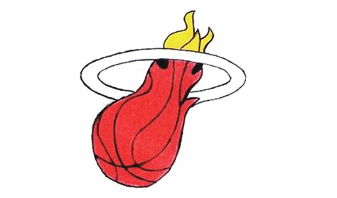 imagenes de nba miami heat como desenhar o escudo do miami heat nba how to draw