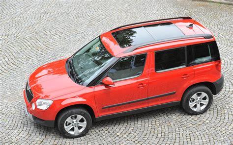 skoda yeti price out in open widescreen car
