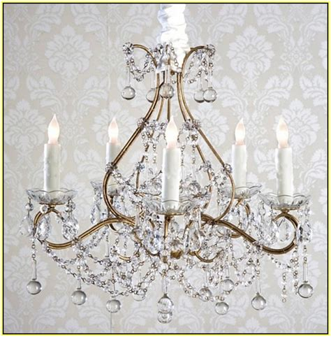 shabby chic chandelier lamp home design ideas